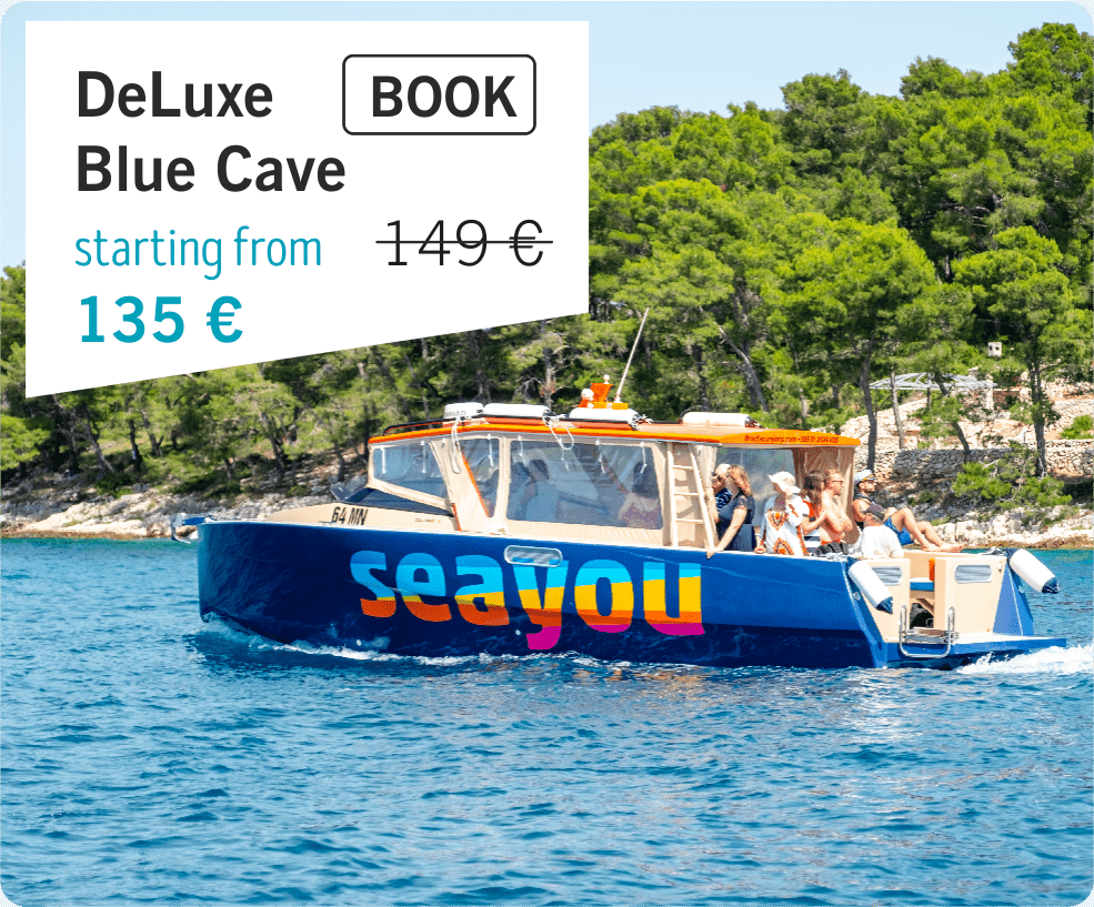 deluxe blue cave book now